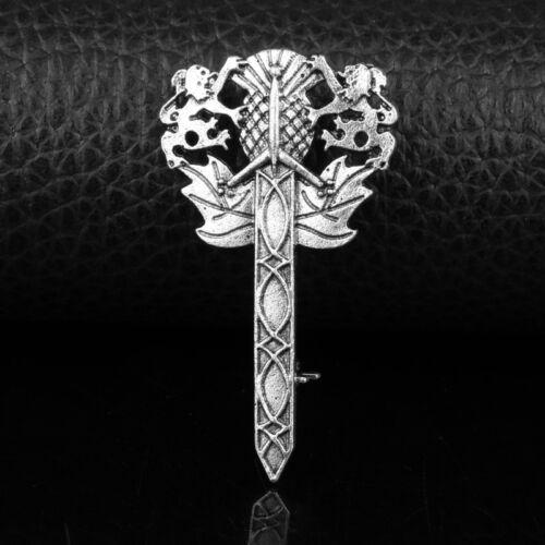 Cardo Escocés Colgante Collar Joyería Broche Pulsera Outlander temática UK