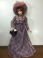 "31"" OOAK ARTIST PORTRAIT DOLL BARBRA STREISAND HELLO DOLLY BY MARGIE HERRERA"