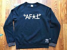 2013 Vintage Nike Sportswear HAZE AF1 Haze Air Force 1 Crewneck Sweater Mens M