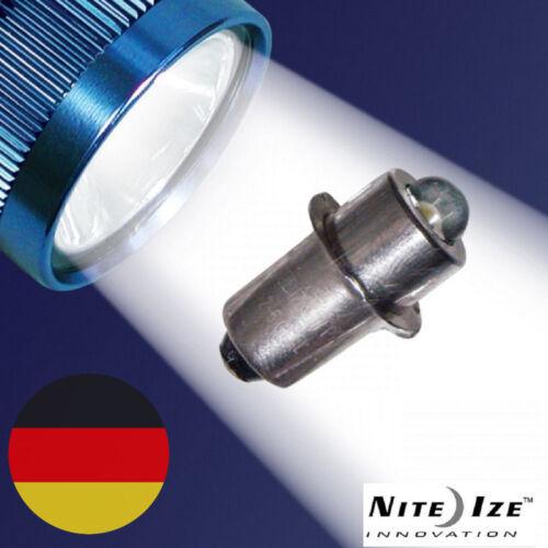 NiteIze D/&C LED UPGRADE LRB2-07-PR für D und C-Cell Maglite und andere NEU
