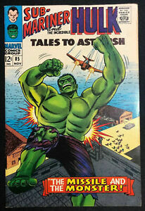 Tales-To-Astonish-85-Sub-Mariner-and-The-Incredible-Hulk