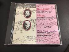 Korngold: Piano Concerto, Op. 17; Marx: Romantisches Klavierkonzert (CD,Hyperion