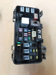 image is loading 2007-honda-pilot-under-hood-fuse-box-j0x4