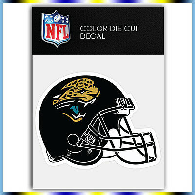 Jacksonville Jaguars NFL Football Logo Car Bumper Sticker Decal 8/'/' x 2/'/'