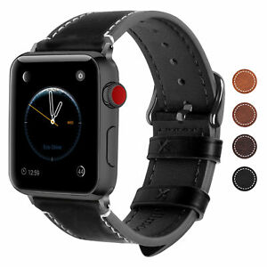 For-Apple-Watch-iWatch-Series-4-3-2-1-Genuine-Leather-Band-38mm-42mm-Wrist-Strap