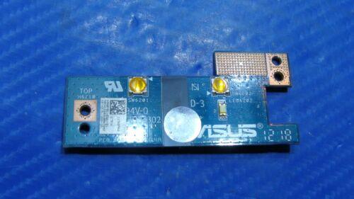 "Asus ROG G75V 17.3/"" Genuine Laptop Power Start Button Board 69N0MBG10D01"