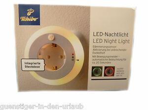 tcm tchibo led nachtlicht mit bewegungsmelder steckdose bewegungsmelder. Black Bedroom Furniture Sets. Home Design Ideas