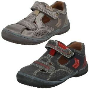 Boys-Startrite-Summer-Shoes-039-Scout-039