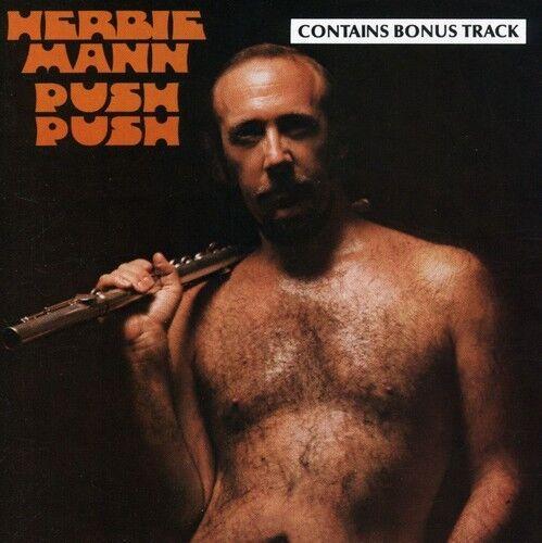 Herbie Mann - Push Push [New CD] Manufactured On Demand