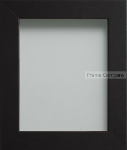 Large 40x30 Inch Picture Poster Frames Black White Beech Brown Pine