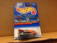 Hot Wheels Hotwheels Car-Toon Friends Series XT-3   2/4