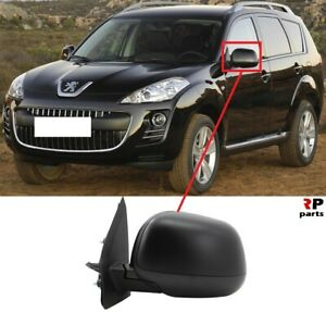 FOR-PEUGEOT-4007-07-12-NEW-WING-MIRROR-ELECTRIC-HEATED-PRIMED-5PIN-LEFT-N-S-LHD