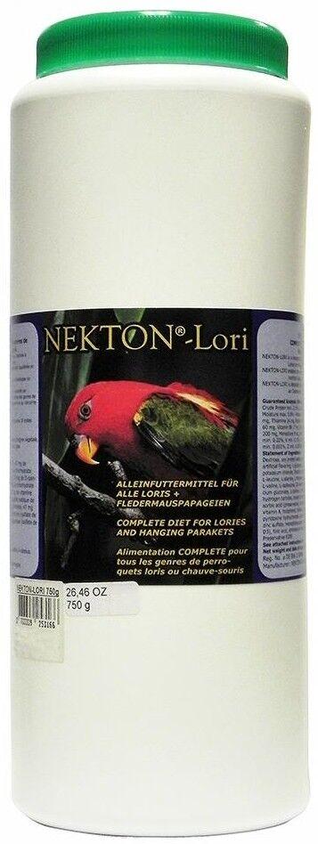 NEKTON-LORI Powdered feed for lories and hanging parakeets (750 grams)