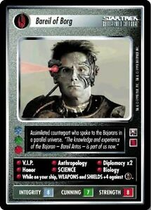 NM//Mint!!! Assimilated Counterpart First Contact Enhanced Star Trek