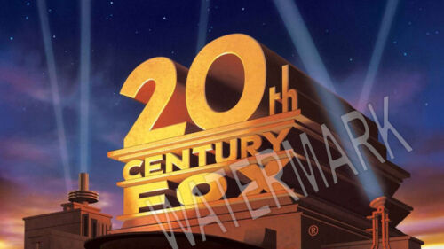 20th Century Fox Logo Intro High Quality Metal Magnet 2.25x4 inches 8908