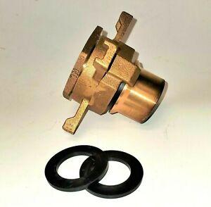Water-Meter-Yoke-Expansion-Connection-Wheel-for-1-034-Water-Meter-NL-Brass
