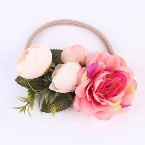 Cute Kids Girls Baby Lovely Flower Headband Hair Accessories Hair Band Headwear