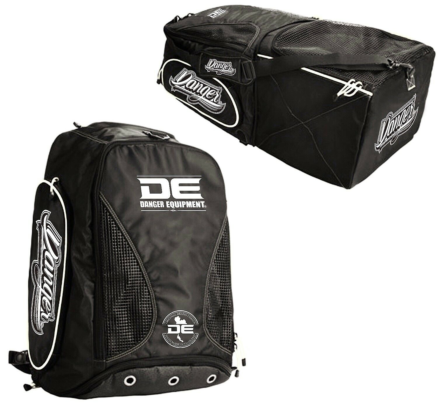 Danger Congreenible Gym Duffel Bag 5.0