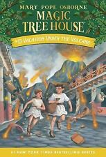 Vacation under the Volcano by National Geographic Learning Staff and Mary Pope Osborne (2012, Paperback)