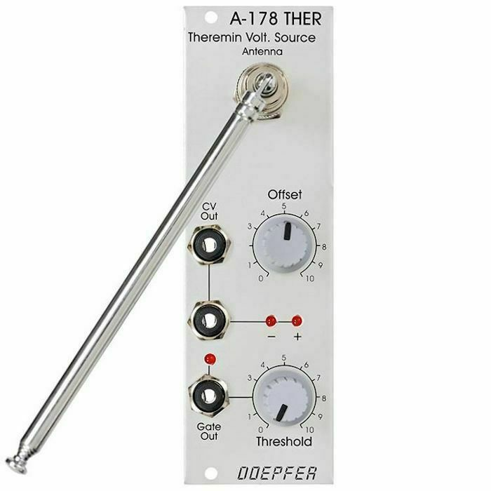 Doepfer A-178 Theremin Control Voltage Source Module