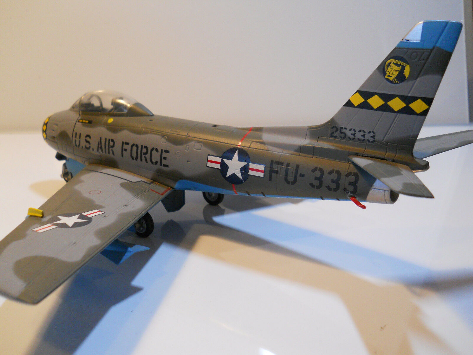 Franklin mint f86 sabre.usaf