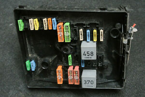 s l300 seat leon mk2 fuse box 7291235087 ebay seat leon fuse box layout at gsmx.co