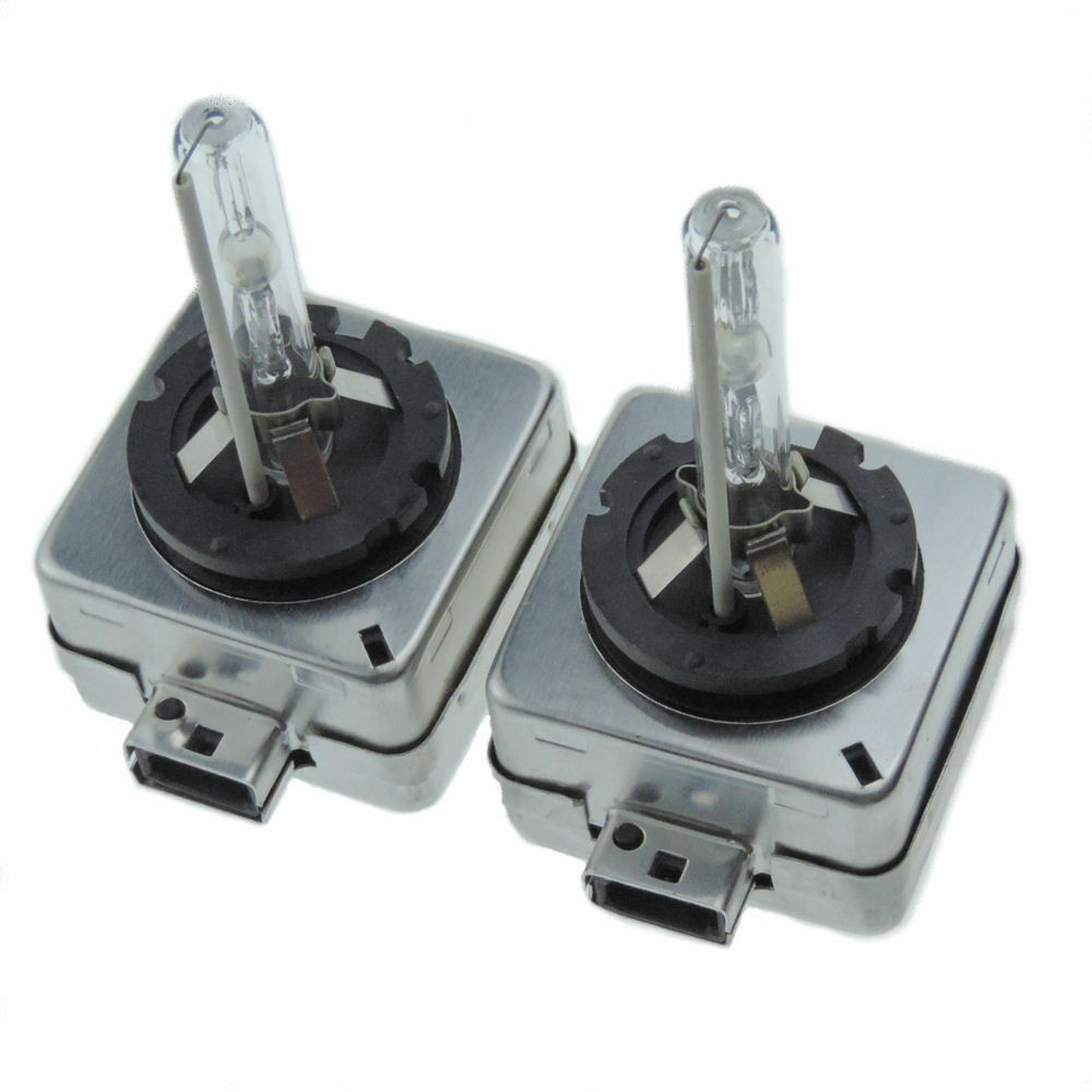 pair 35w d1s d1c d1r hid headlight xenon lights bulb 4300k. Black Bedroom Furniture Sets. Home Design Ideas
