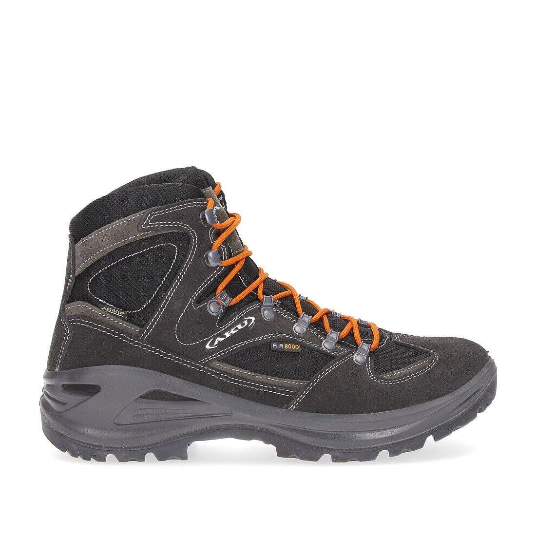 Descuento de la marca Grandes zapatos con descuento Aku Scarpe pedule Aku Sendera GTX 346 Col. 108 Nero/Arancio