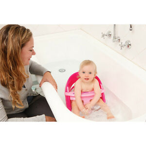 Baby bath seats amp supports gt see more bathroom premium bath seat pink