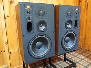 Image is loading JBL-4410-Speakers-Made-in-USA-Studio-Monitors