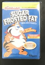 Ron English x Mindstyle Cereal Killers Sugar Frosted Fat Black Light Varient 4in