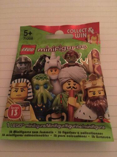 LEGO SERIES 13  LADY CYCLOPS SEALED