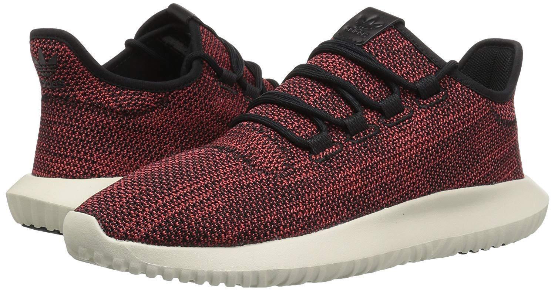 Adidas tubulare ombra ck basso rosso correndo scarpe uomini scarpe rosso basso ac8791 10 nuove dimensioni 9a6348