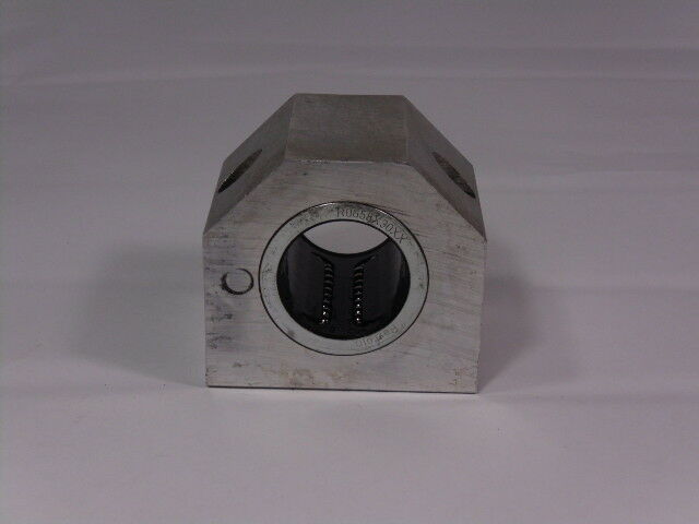 Rexroth R0658-055-00 Compact Linear Bushing With Housing 30mm Shaft