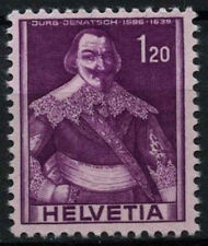 Switzerland 1941-59 SG#411a 1f20 Historical Definitive MNH #D45653