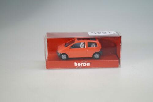 1:87 Herpa 021517 Renault Twingo dkl.grün neu