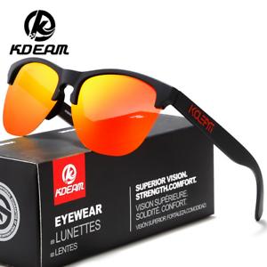 KDEAM Men Sport Polarized Sunglasses Outdoor Driving Riding Fishing Glasses New
