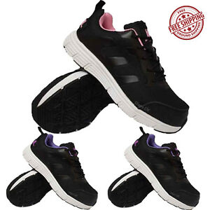 LADIES WOMENS ULTRA LIGHTWEIGHT STEEL TOE CAP SAFETY ANKLE WORK SHOES TRAINERS Z