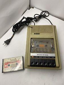 Atari-410-Program-Recorder-Cassette-Tape-For-Parts-Not-Working