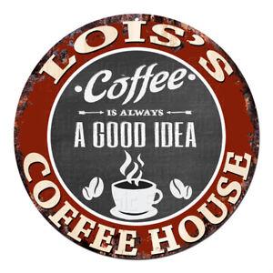 CPCH-0091-LOIS-039-S-COFFEE-HOUSE-Chic-Tin-Sign-Decor-Gift-Ideas