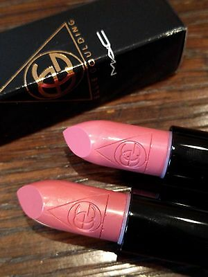 MAC Ellie Goulding 2pc Set Lipsticks Without Your Love / Only You Cremesheen NIB