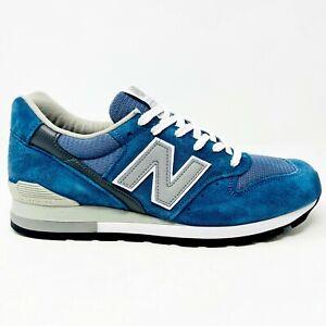 new balance 996 blu uomo