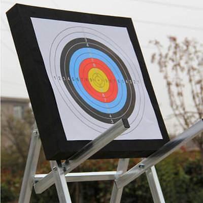 10Pc Paper Targets Shooting Hunting Rifle Range Archery Pistol Practice YS3