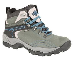 New-Northwest-Territory-Womens-Avalon-Grey-Blue-Waterproof-Walking-Hiking-Boots