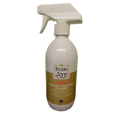 Leather Cleaner 500ml Car Care Interior Valeting Clean Seats Upholstery