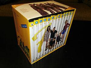 7-VIDAS-Stagione-1-Completa-13-DVD-26-Serie-DVD-Extra-Unica-Ebay-2T