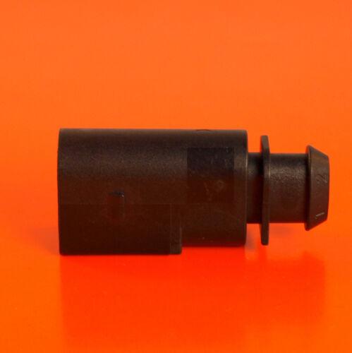 VW AUDI VAG 8D0973822 8D0 973 822-2 Pin Sealed Male JPT Connector Kit