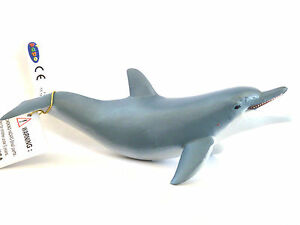V16-Papo-56004-Delfin-DELPHIN-Tiburon-ANIMALES-MARINOS