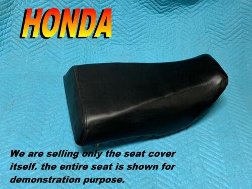 Honda TRX350 Fourtrax New seat cover 1986-89 TRX350D Foreman TRX 350 Black 905B