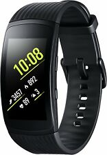 Samsung Gear Fit 2 Pro L Smartwatch Uhr Fitnesstracker Armbanduhr